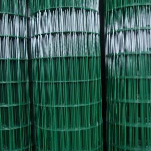 PVC COATED WEDLED WIRE MESH